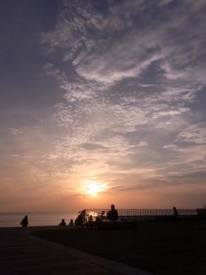 片瀬西浜 2010.10.16 16:43:57