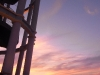 sunset worship from isola bella